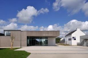 MŽdiathque du Relecq-Kerhuon. DDL Architectes