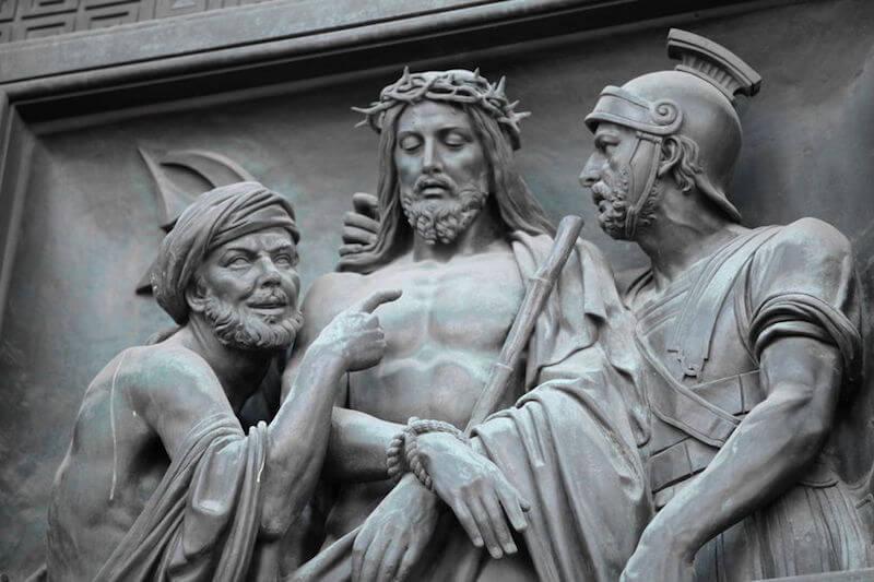 Judas Iscariot to Judas the Betrayer