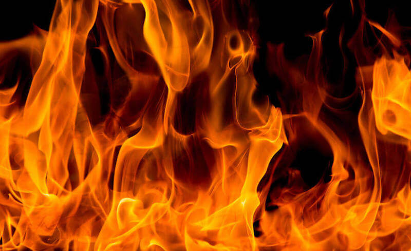 When you pass through the fire-daily devotional
