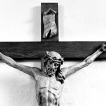 Jehovah Tsidkenu image showing Jesus on the cross