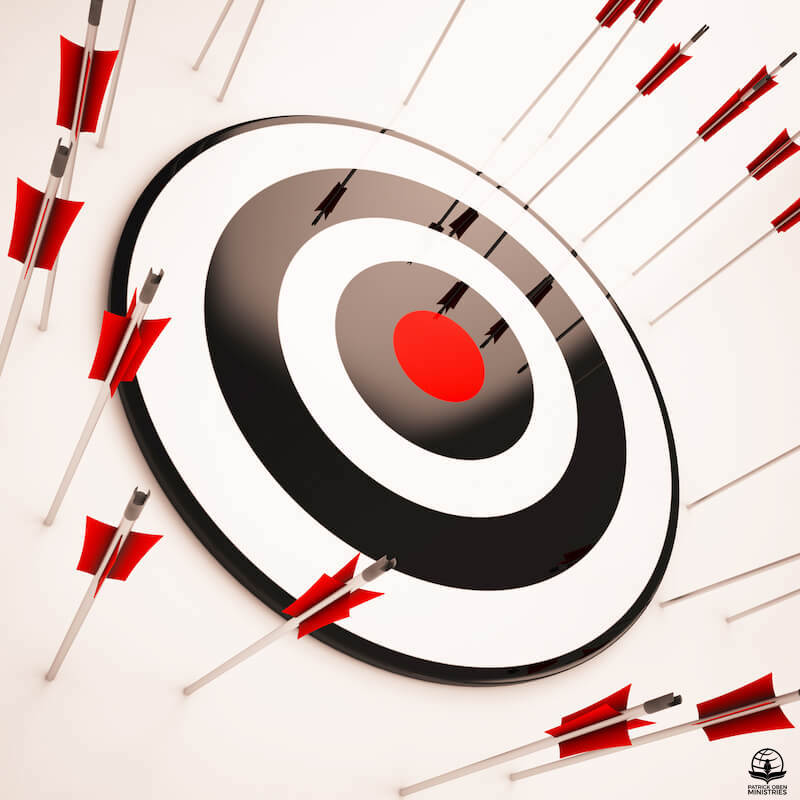 Who can discern his faults showing many darts missing the bull's eye