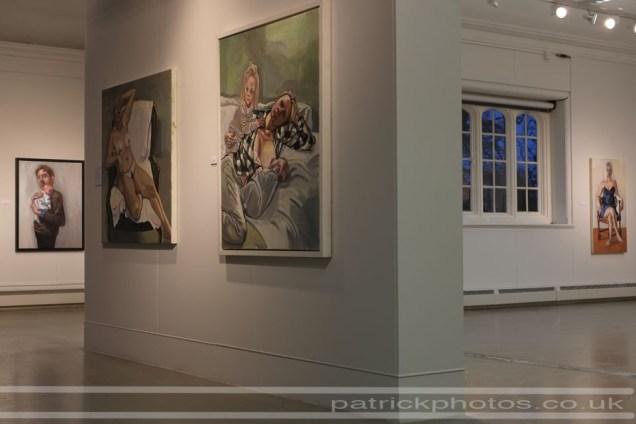 Susanne du Toit - People at Pasmore Gallery