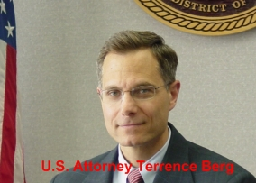U.S. Attorney Terrence Berg