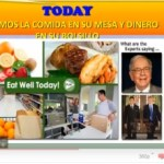 Yet-Another Website With MPB Today Promo Uses Walmart's Name In Domain Name; Site Targets Spanish-Speakers; Waves Check, Gift Card; Displays Images Of Buffet, Trump, Walmart
