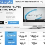 JSS Tripler/JustBeenPaid Now Soliciting $20,000 'Purchase' Amid Claim Of $400-Per-Day Payout