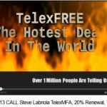 NEW RECORDING: TelexFree Members Told To Pay The Piper 20 Percent Within 10 Days Or Lose Positions