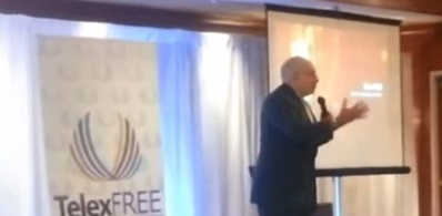 MLM attorney Gerald Nehra offering remarks about TelexFree; Source: YouTube.