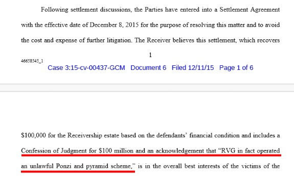 From a court filing dated Dec. 11, 2015. Red highlight by PP Blog.