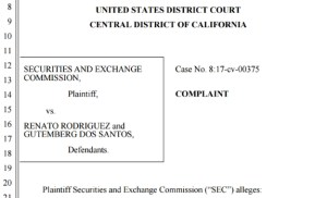 SEC: ViziNova 'Program' Was Pyramid Scheme And WCM777 Reload Scam Aimed At Asian-Americans And Hispanic-Americans