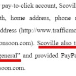 Proposed Class Action Alleges Traffic Monsoon's Scoville Told PayPal He Was In 'Investments' Business
