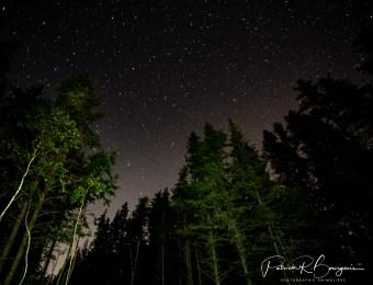 étoiles camping
