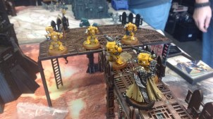 Imperial Fists Infiltrate with Cypher