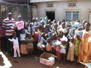 Orphanage Supplies