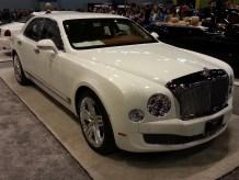 Bentley, for all your ballin' needs