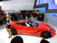 New Corvette plus gratuitous floor person