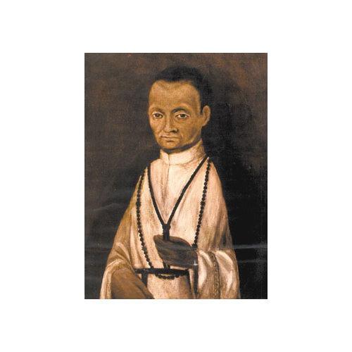 Portrait of San Martín de Porres (Public domain)