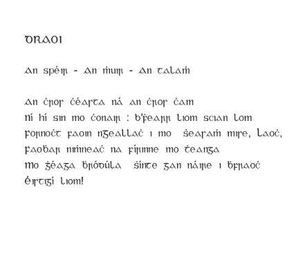 Draoi – druid