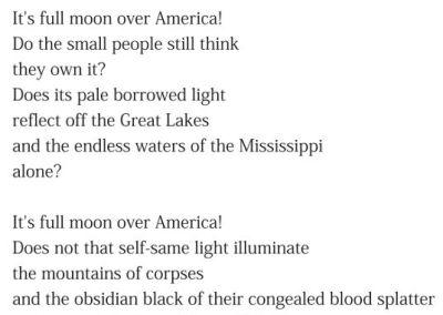 Full Moon Over America