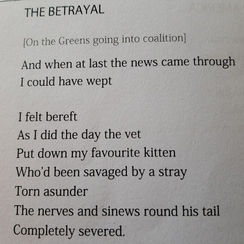 The Betrayal (full text) by Patrick Stack