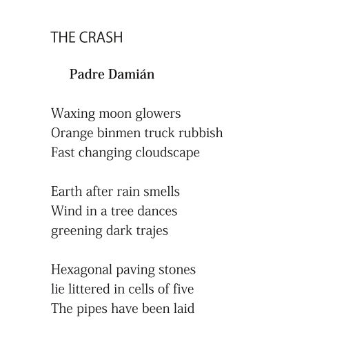 The Crash (excerpt) by Patrick Stack
