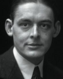 T.S. Eliot (1888-1965) in 1919