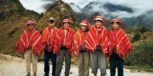Porters on Peru's Inca Trail Photo: Photo by Joao Canziani
