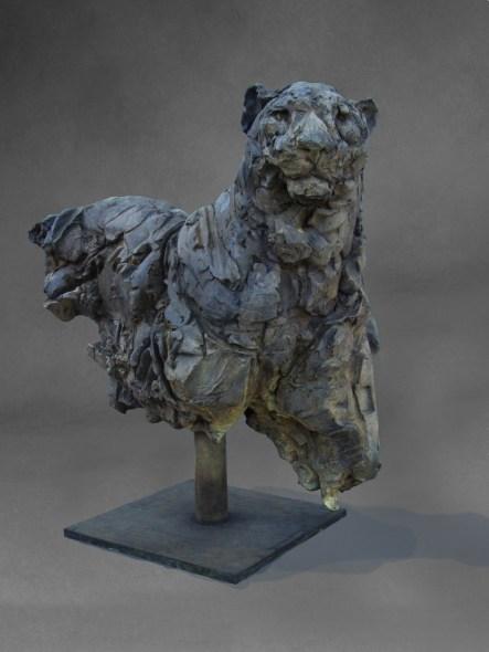 Panther 61x60cm 1/8 ©2006