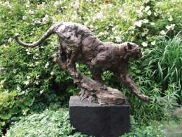 Panther 159x87cm 1/3 ©2007