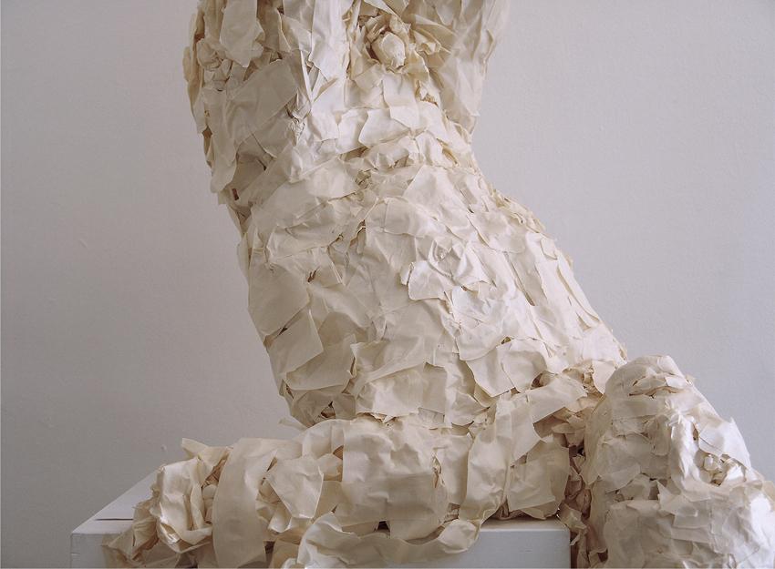 Falling Angel 120x65cm paper 1/1 ©2010