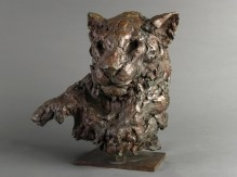 Leopard Male 42x37cm 1/8 ©2016