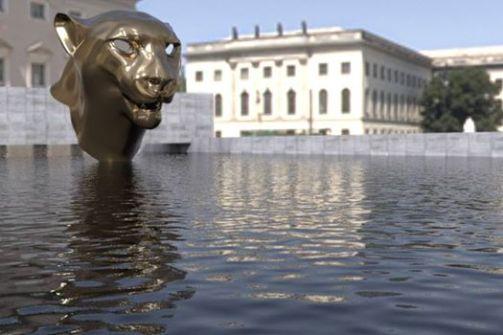 3D project head of a cheetah ©2014