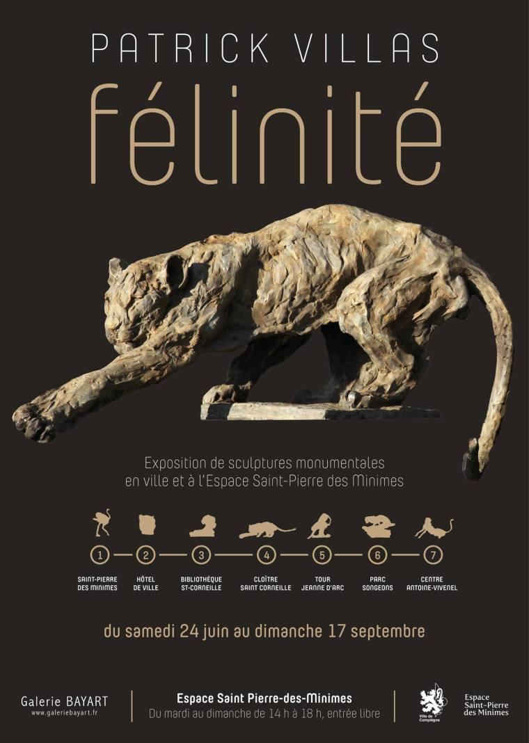 affiche Compiègne expo