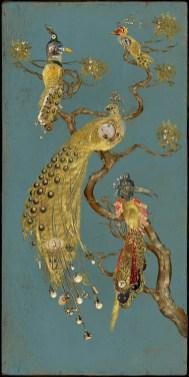 Bruno Mallart - à Pavane dorée, ramure dansante - original Diasec 1/8 150x75cm ©2018