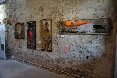 Exposition Bruno Mallart