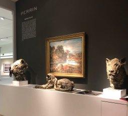 Head of a Lioness II & III on Masterpiece London