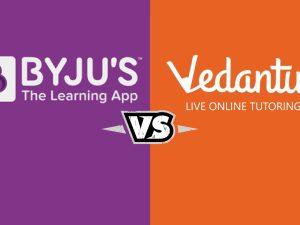 BYJU'S vs Vedantu