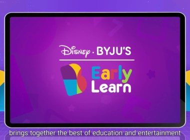 Disney BYJU'S Early Learning