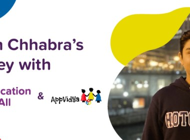 Arhan Chhabra BYJU's Education for All