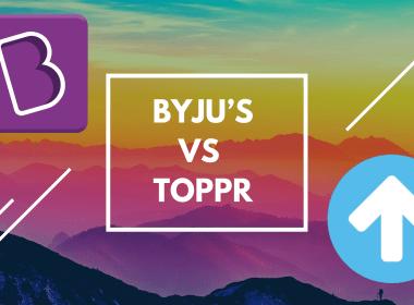 BYJU'S vs Toppr