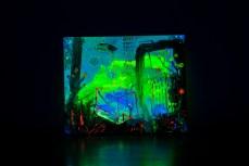Untitled, 2015 (a vida louca) 41 x 33 cm Mixedmedia, Canvas patrikmuchenberger.com