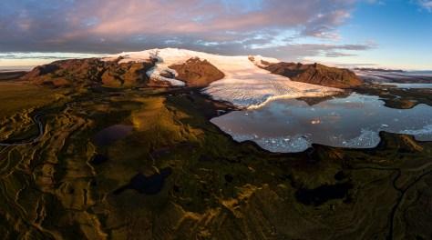 Gletscher Vatnajökull