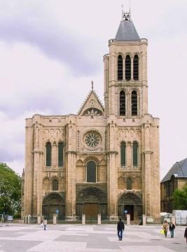 """Résultat de recherche d'images pour """"basilique de Saint-Denis"""""""