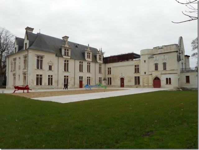 Château de Cangé à -Avertin (Indre-et-Loire)