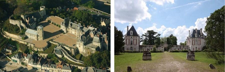 Chateaux-de-Saint-Aignan-et-de-Selles-sur-Cher-41