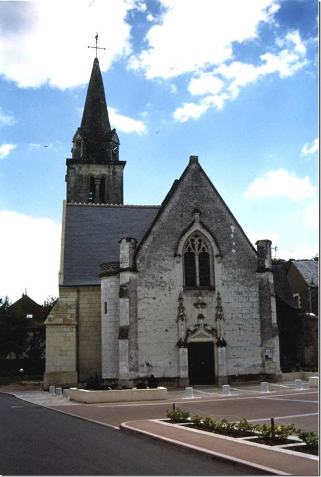 Eglise Saint-Symphorien de Larçay