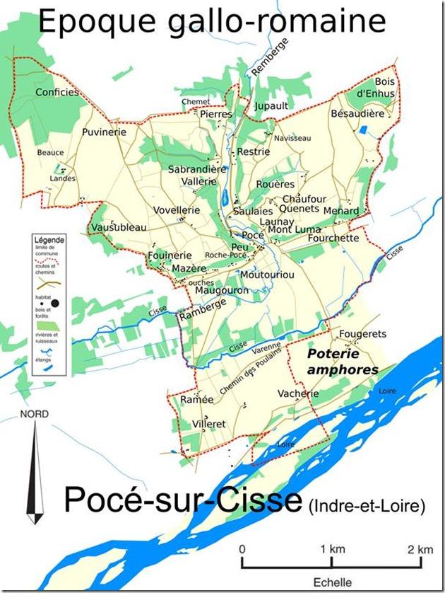 Extrait de la brochure : Histoire de Pocé-sur-Cisse par ses noms de lieux