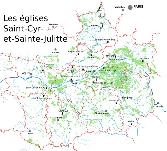 Patronage Saint-Cyr-et-Sainte-Julitte