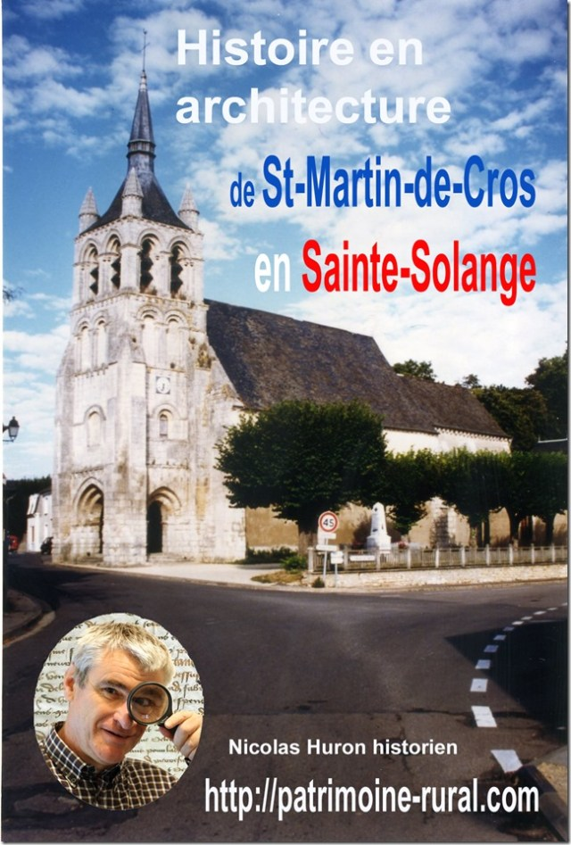 Sainte-Solange(18) couverture