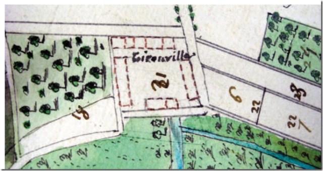 Gironville, commune de Moléans (28)