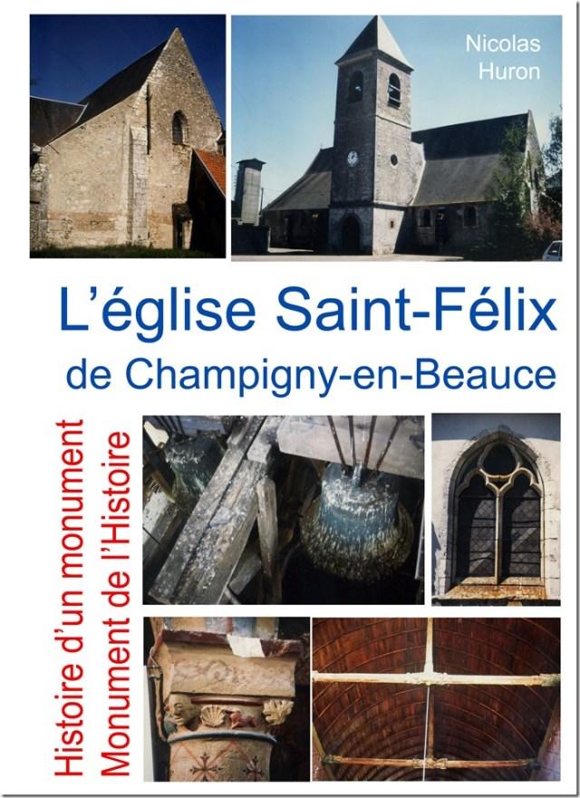 L'église Saint-Félix de Champigny-en-Beauce (41)